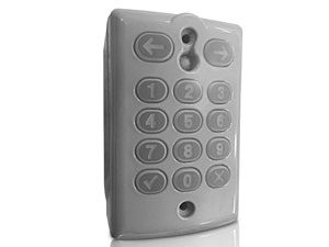 Pool Cover Key Pad
